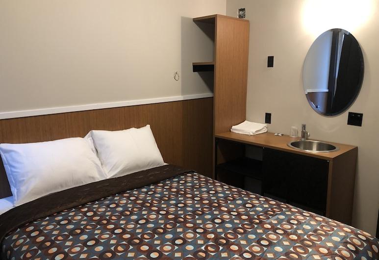 歐羅巴青年旅舍, 三藩市, 標準雙人房, 1 張標準雙人床 (Shared Bathroom), 客房