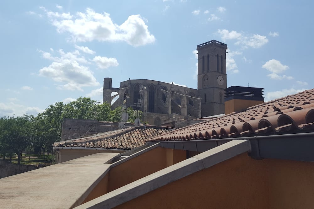 Superior Apartment (Duplex) - Balcony View