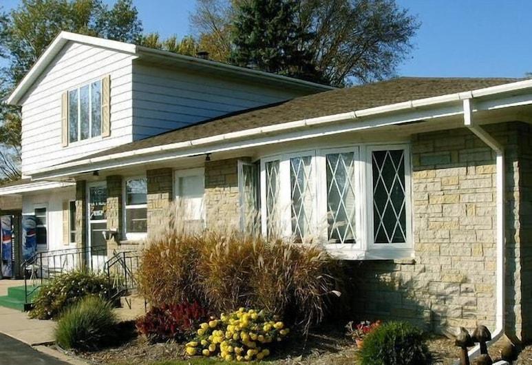 Budget Host Inn Long Praire, Long Prairie, Hotelfassade