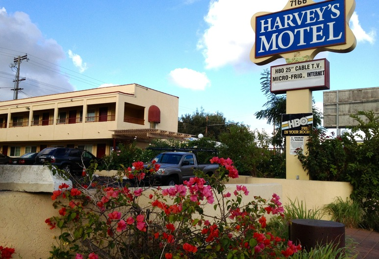 Harvey's Motel near SDSU, סן דייגו