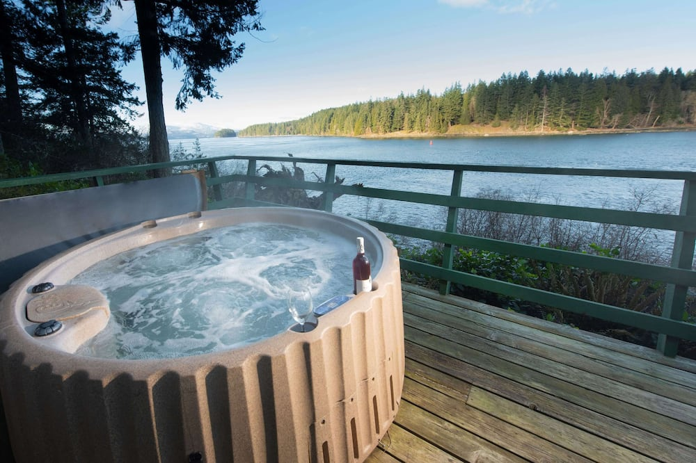 Casa Premium - Bañera de hidromasaje privada