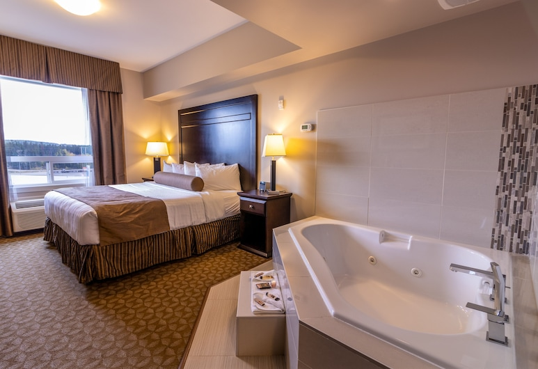 The Kanata by BCMInns Whitecourt, Whitecourt, Romantic Room, Guest Room
