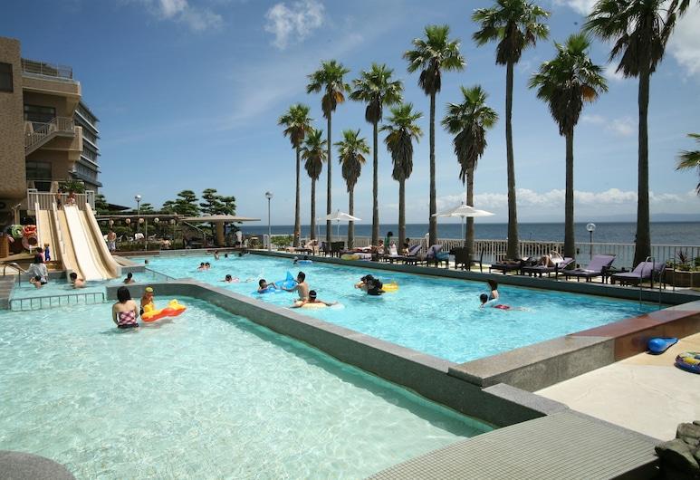 Amahara, Sumoto, Outdoor Pool