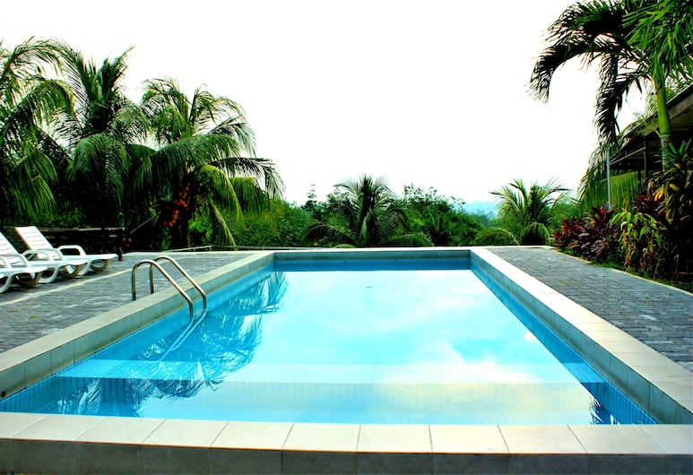 Pemandangan Indah Guest House - Look Out Point, Langkawi, Outdoor Pool