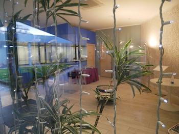 在比萨的蓝色色调公寓酒店照片