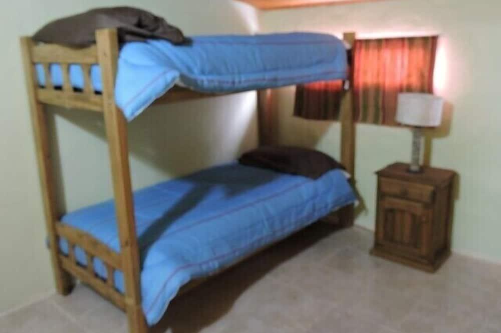 經濟共用宿舍, 1 間臥室 - 客廳