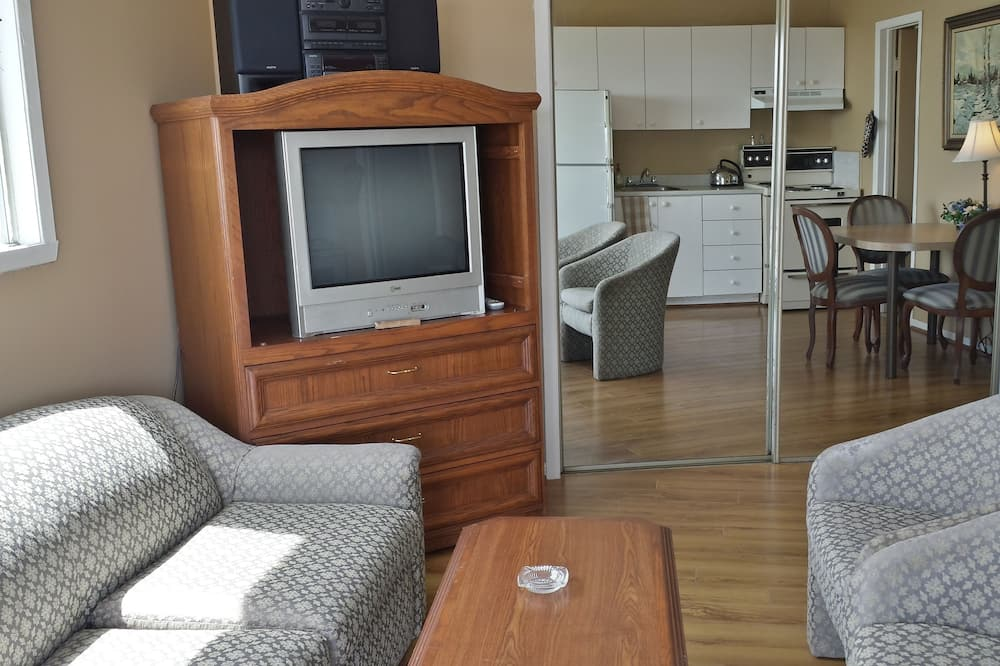 Lejlighed, 2 soveværelser - Opholdsområde