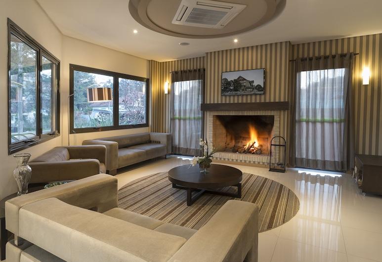 Hotel Laghetto Viale, Gramado, Hall