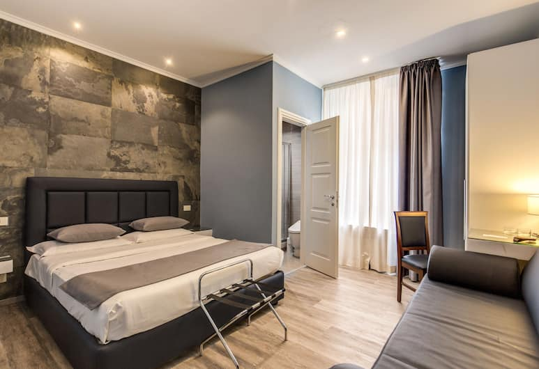 Residenza Belli, Rome, Superior Double Room, Guest Room