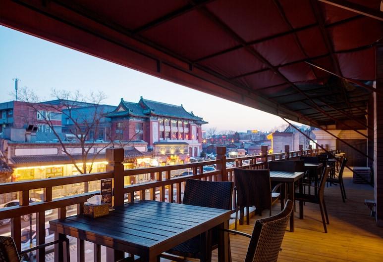 Sofu Hotel, Beijing, Outdoor Dining