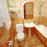 ห้องสแตนดาร์ดดับเบิลหรือทวิน - ห้องน้ำ