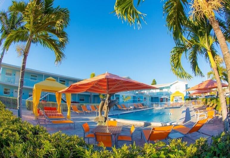 St Pete Beach Suites, St. Pete Beach, Výhled z hotelu