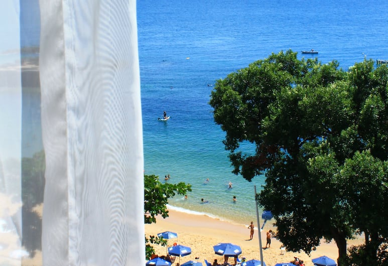 Hit Hotel, Salvador, Standard Double Room, Sea View, Guest Room View