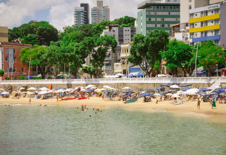 Hit Hotel, Salvador, Playa