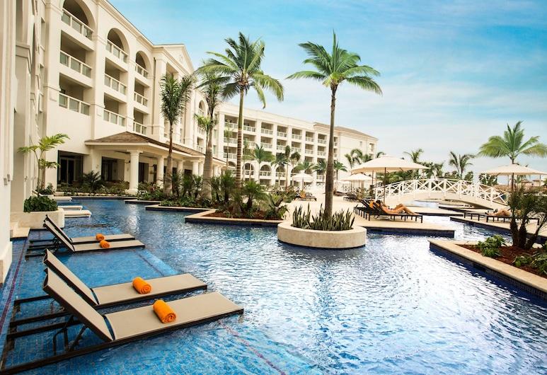 Hyatt Zilara Rose Hall Adults Only – All Inclusive, Montego Bay, One Bedroom Swim Up Suite, Utsikt fra gjesterommet
