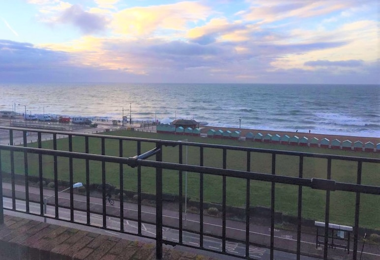 Best Western Princes Marine Hotel, Hove, Executive Room, 1 Double Bed, Non Smoking, Terrace, Beach/Ocean View