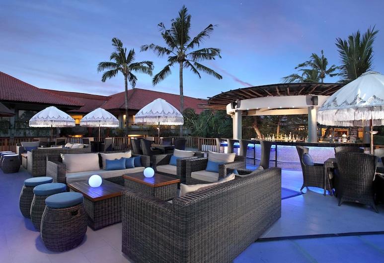 Bali Dynasty Resort, Kuta, Hotel Bar