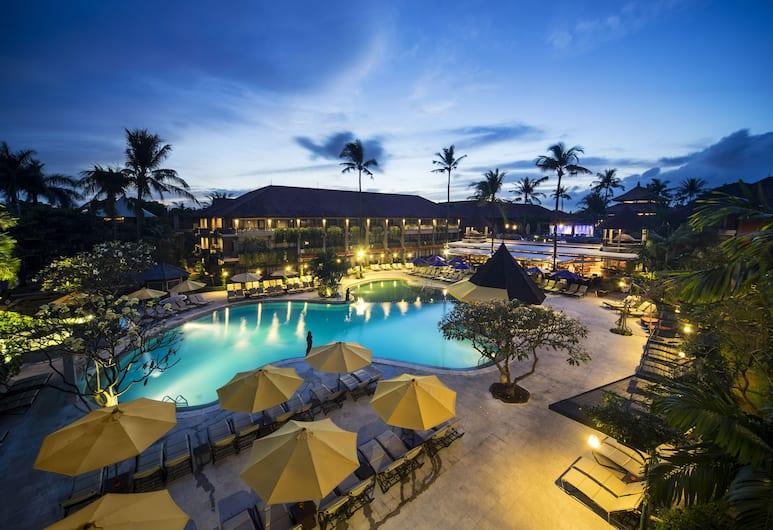 Bali Dynasty Resort, Kuta, Pool