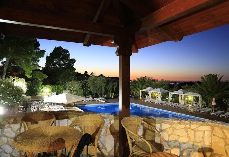 Hotel Club Bellavista, Vieste, Vonkajší bazén