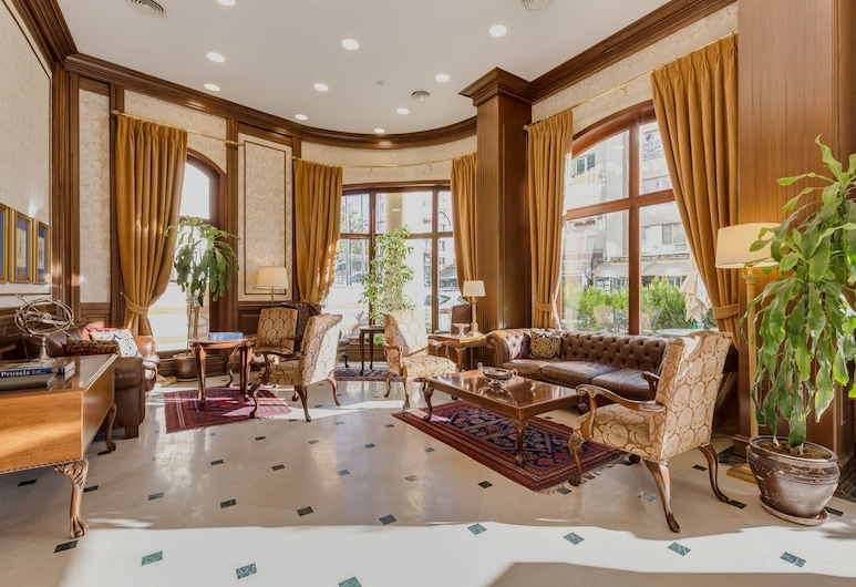 Gordion Hotel - Special Class, Ankara, Lobi Oturma Alanı
