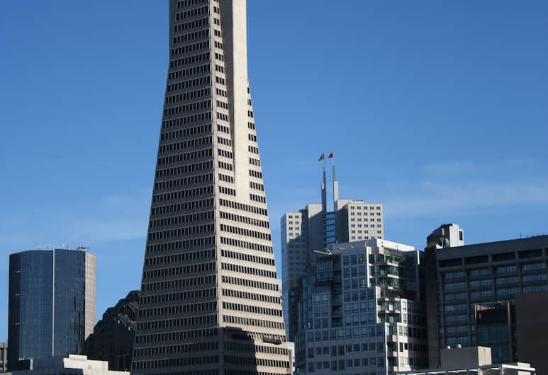 Europa Hotel, San Francisco, View from Hotel