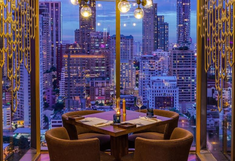 ホテル インディゴ バンコク ワイヤレス ロード, バンコク, レストラン