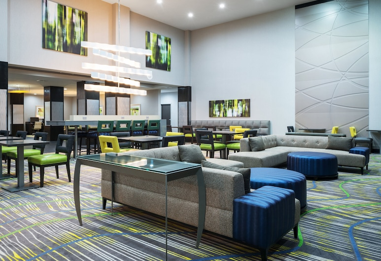 Holiday Inn Express & Suites Norman, Norman, Lobby