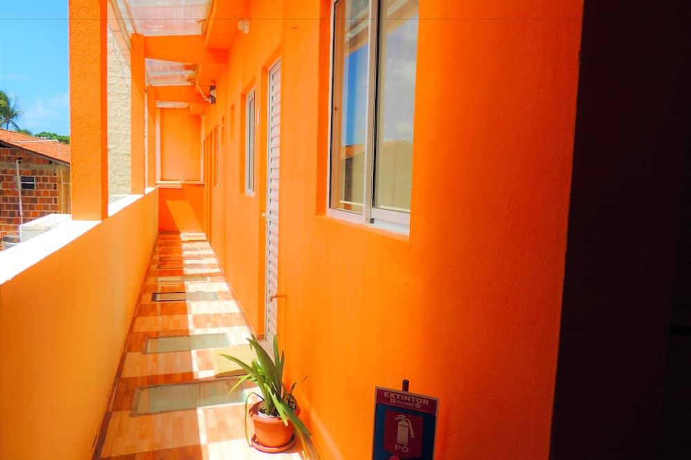 Suite Double Economy - Balcony View