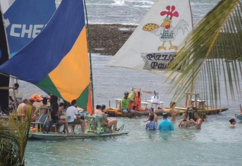Pousada Villa Serena, Ipojuca, Bersiar-siar dengan bot
