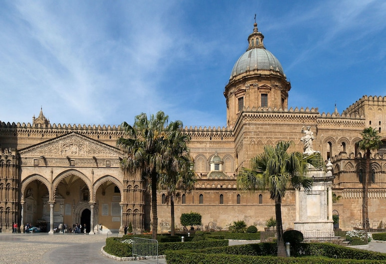 Nuovo Cortile Palermo, Palermo