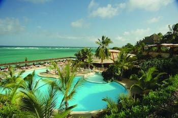 Foto van Leopard Beach Resort & Spa in Diani Beach