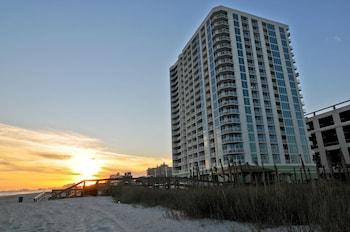 Naktsmītnes Towers at North Myrtle Beach attēls vietā North Myrtle Beach