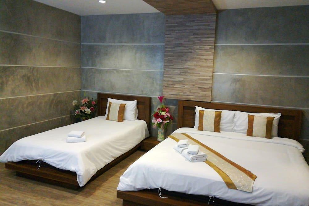 Suite Room With Garden View - Quarto