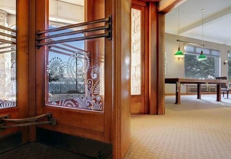 巴里洛切萊耶斯特列斯酒店, San Carlos de Bariloche, 酒店內