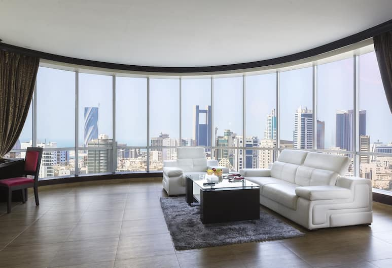 Royal Phoenicia Hotel, Manama, Luxury Suite , Living Area