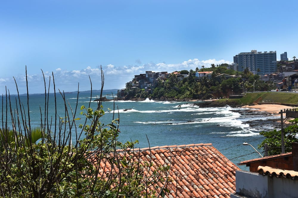 Vista para a Praia/Oceano