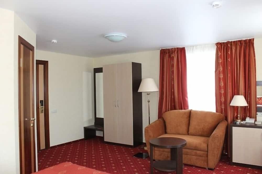 Luxury Double or Twin Room, 1 Bedroom - Living Area