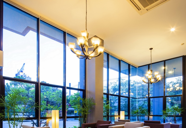 Livotel Hotel Lat Phrao Bangkok, Bangkok, Lobby Sitting Area