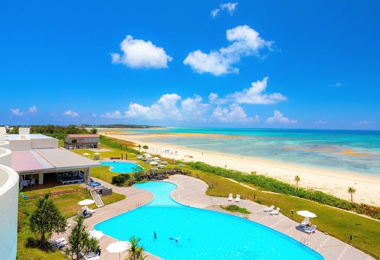Kumejima Eef Beach Hotel, Kumejima, Piscine en plein air