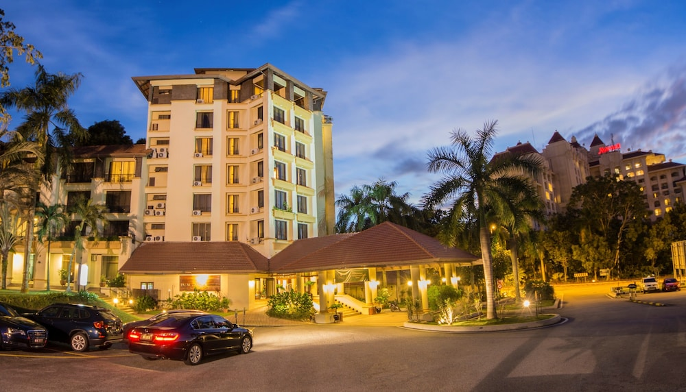 Palm Garden Hotel, Putrajaya