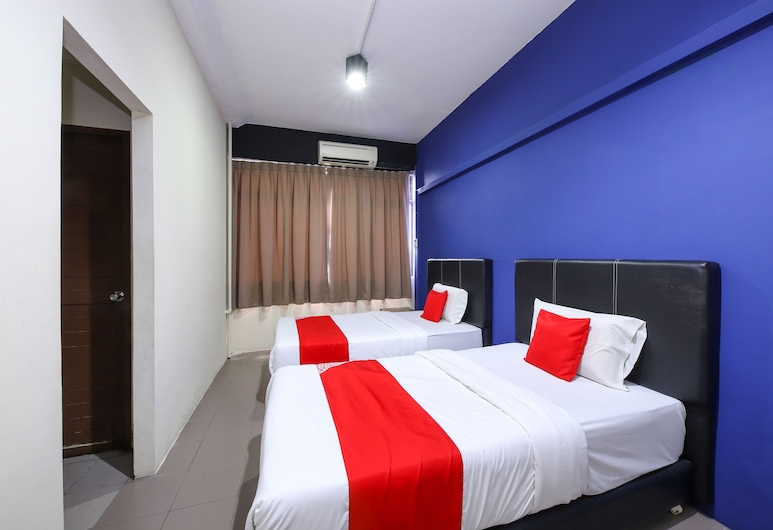Memoire Inn, Kuching, Standard Twin Room, 2 Twin Beds, Guest Room
