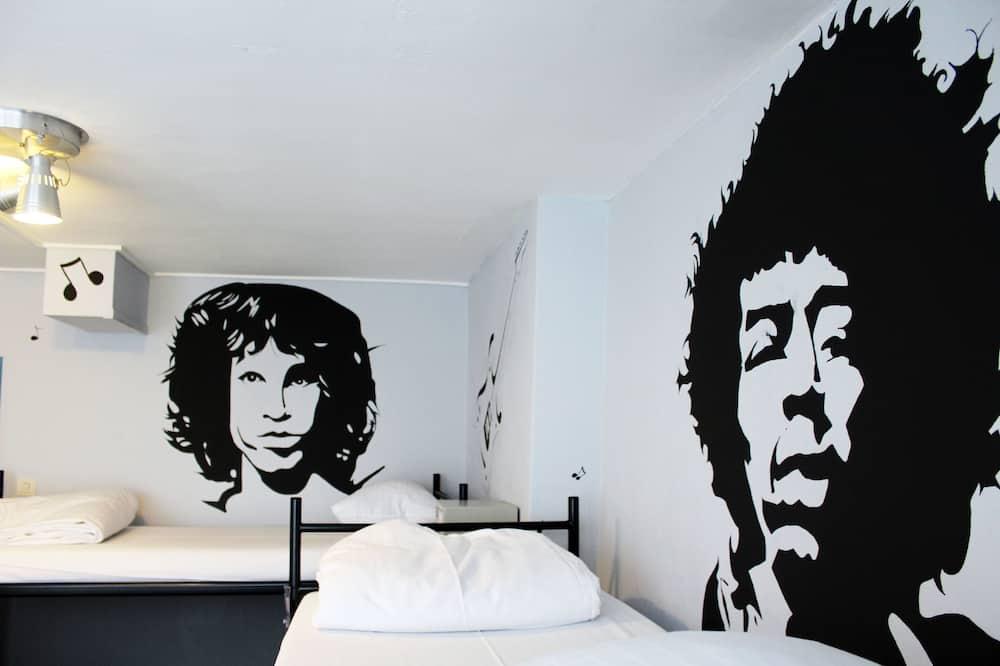 共用宿舍, 男女混合宿舍, 共用浴室 (1 bed in 6 people dorm) - 客房