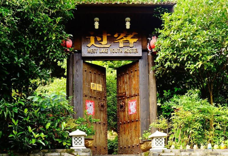 Westlake Hostel Man Juelong branch, Hangzhou, Property Grounds