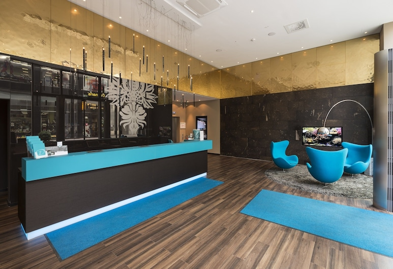 Motel One Leipzig-Augustusplatz, Leipzig, Reception