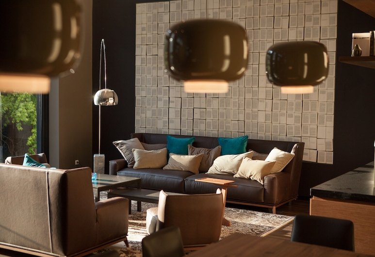 Motel One Leipzig-Augustusplatz, Lipsko, Hotelový salónik