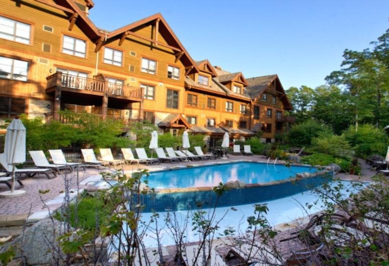 晨星 - 塔伯拉太陽星晨星公寓, 特姆布朗特山, 室外游泳池