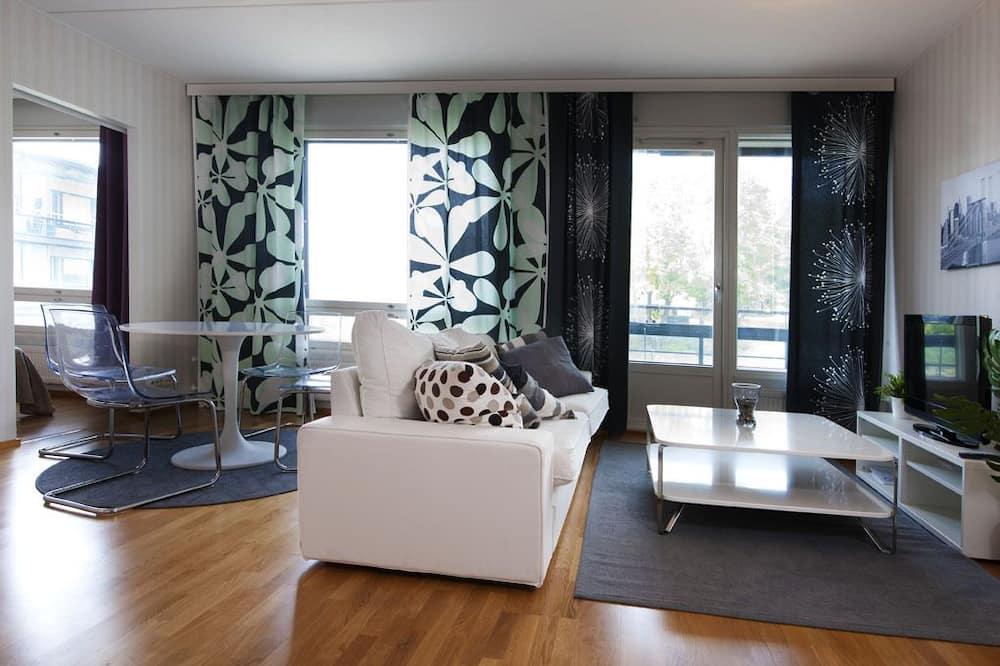 Lägenhet - 2 sovrum (City Center Area) - Vardagsrum