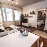 Lägenhet - 1 sovrum - bastu (City Center Area) - Vardagsrum