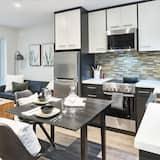 Hus Design - 2 sovrum - Matservice på rummet