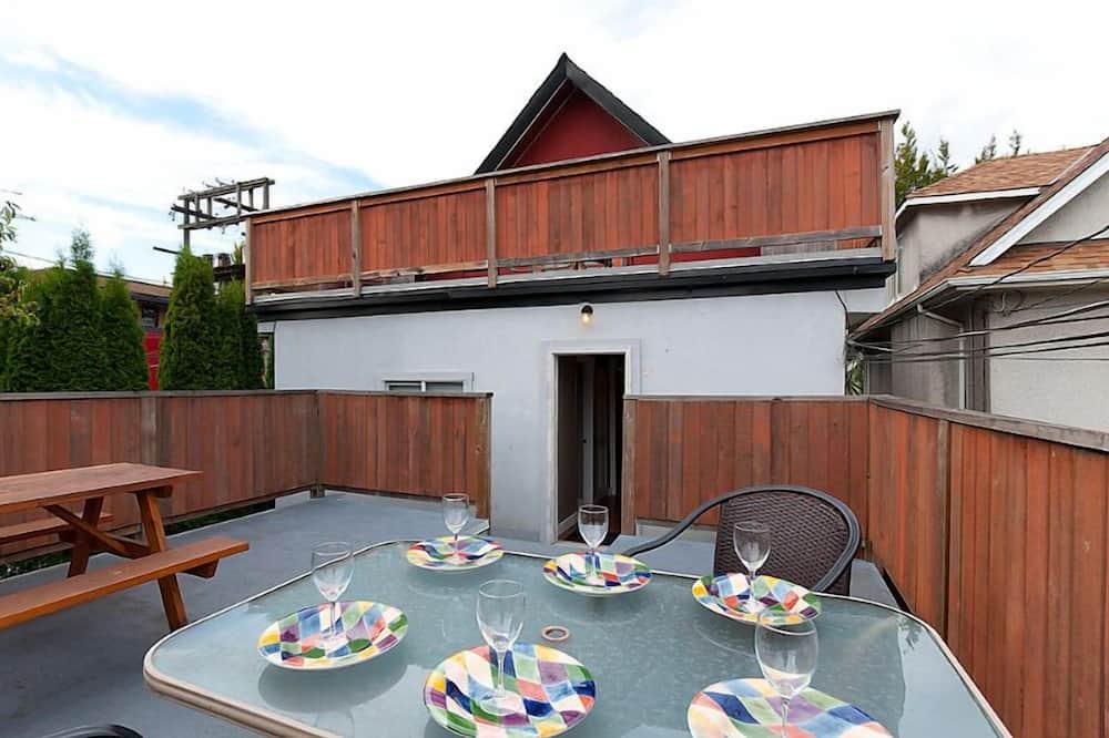 Apart Daire, 2 Yatak Odası (Bijou) - Balkon